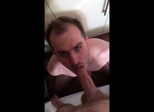 munch jism for the very first time