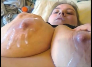 Paraffin wax tantalizing on fuckbox..