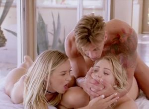 Mia Malkova and Natalia Starr in..