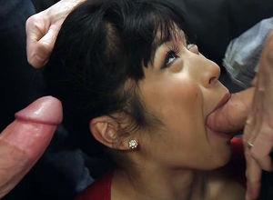 Mature chinese mommy Gets Jizm Strewn..