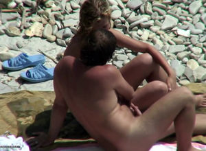 Beach intercourse from inexperienced..