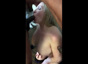 Immense funbags wifey jaws boinked by..