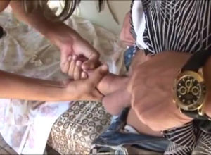 Hungarian mature escort  facialized